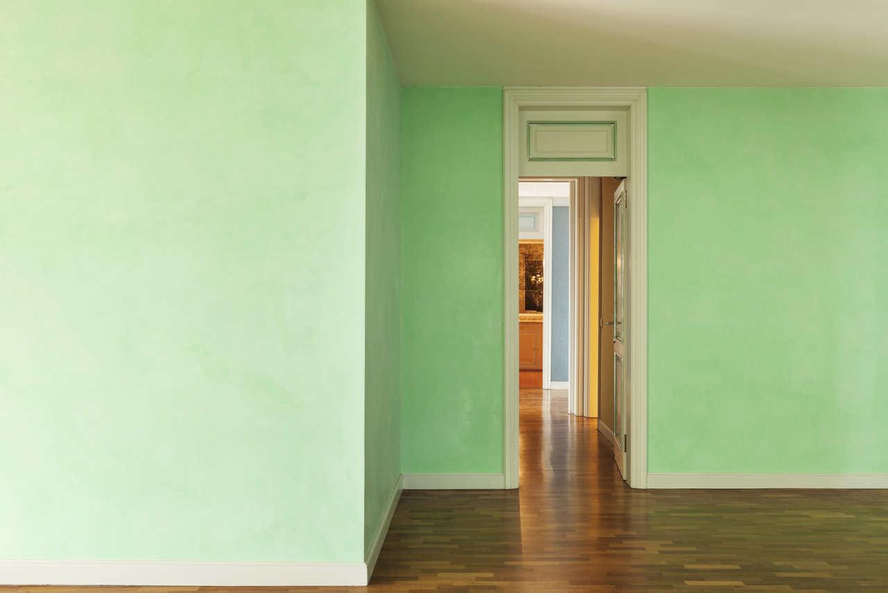 Pintura de casas interiores pintura decorativa para el for Como elegir pintura para casa