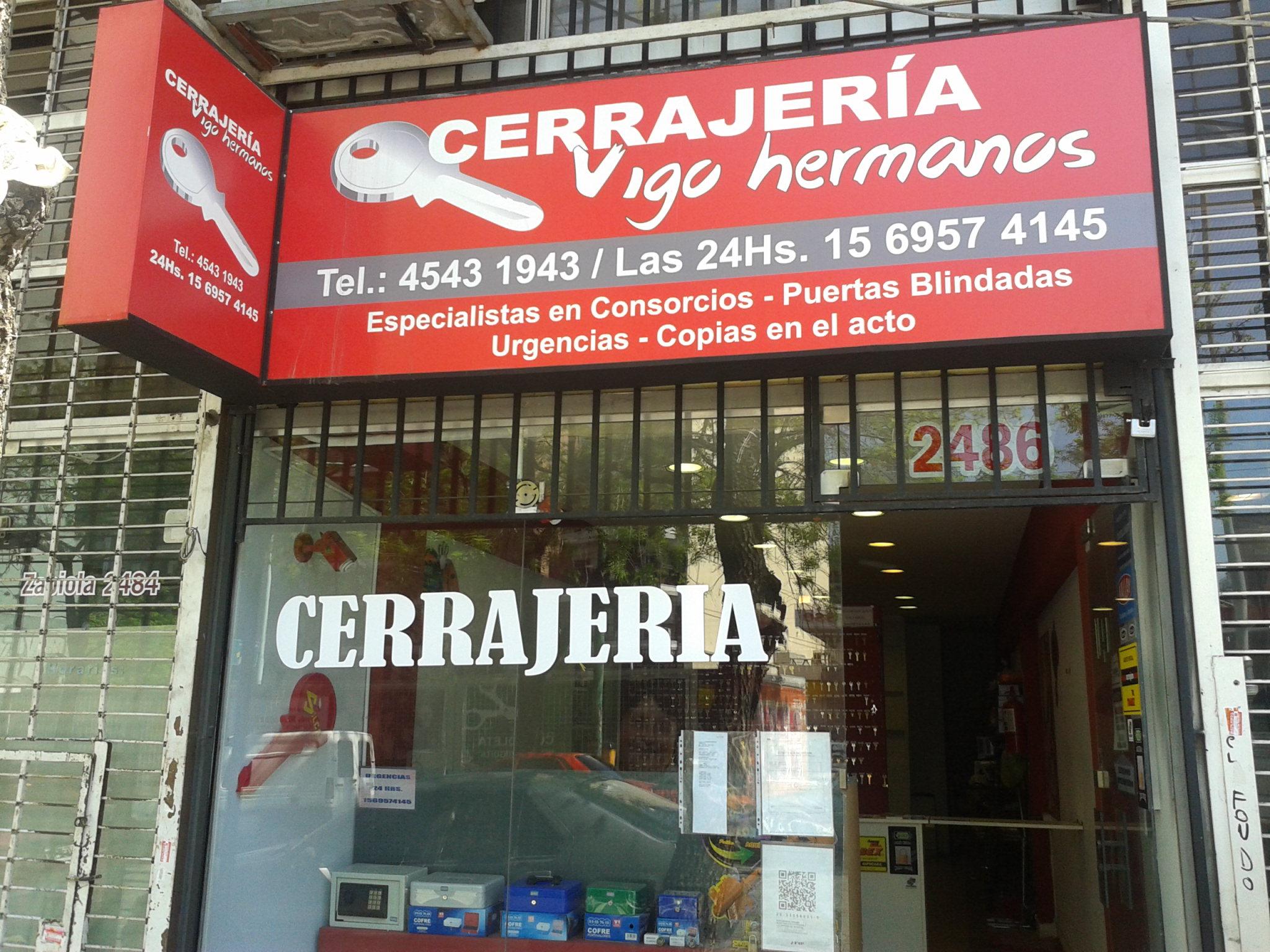 CERRAJERIA VIGO HERMANOS