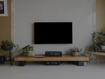 Instalação de Som e Imagem