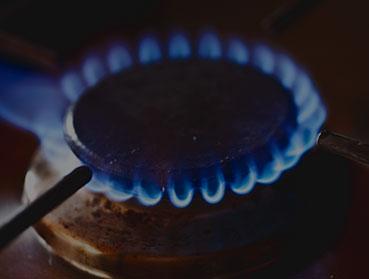 Instalação de churrasqueira a gás