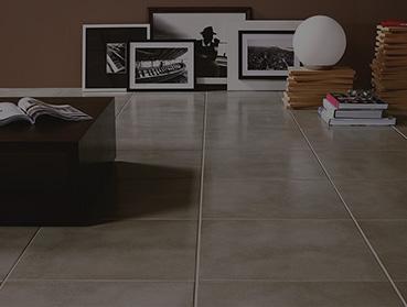 Instalação de piso cerâmico