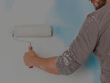Pintura de parede interna