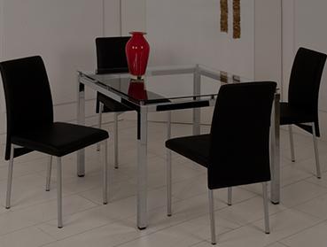 Montagem de Mesa e Cadeiras
