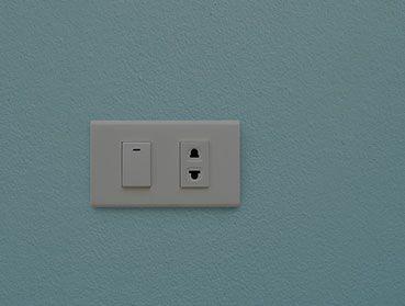 Instalações elétricas (tomada/interruptor)