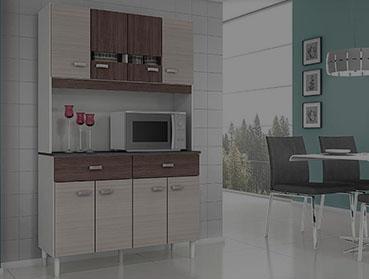 Montagem de Cozinha Compacta ou Ilha Gourmet