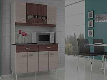 Montagem de Cozinha (Compacta / Completa / Armários)