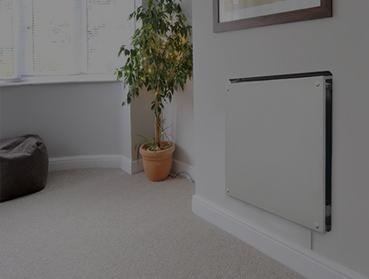 Instalación de Panel Calefactor