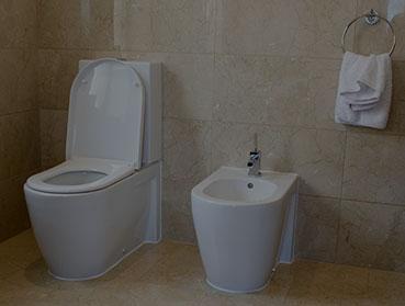 Instalação de Cuba, Bide ou Vaso Sanitário