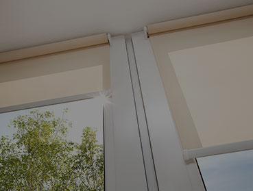 Fixação de cortinas