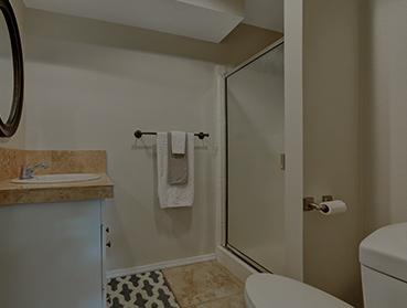 Fixação de kit para banheiro