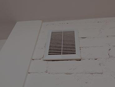 Instalación de rejillas de ventilación